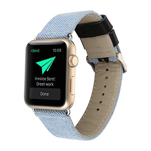 WonderKathy - Correa de Reloj Compatible con Relojes de la Serie 3 2 1