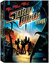 Best starship troopers trilogy dvd Reviews