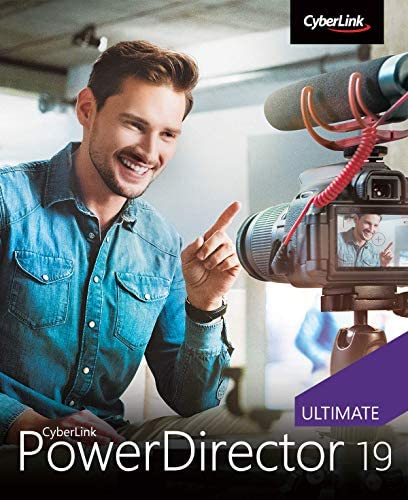 Cyberlink PowerDirector 19 Ultimate PC Online code product image