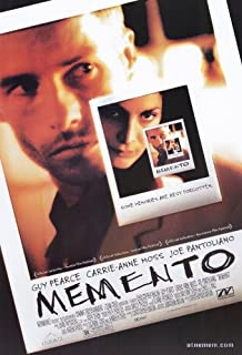 Memento Poster Movie 11x17 Guy Pearce Carrie-Anne Moss Joe Pantoliano Mark Boone Jr. MasterPoster Print, 11x17