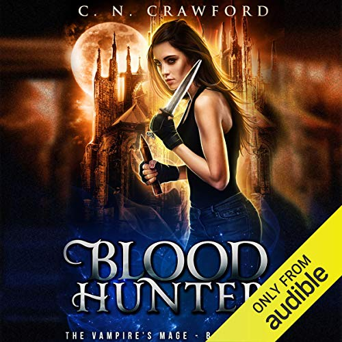 Page de couverture de Blood Hunter