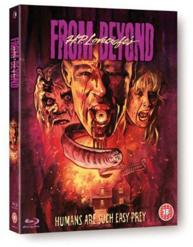 From Beyond (Blu Ray) [Blu-ray] [Import]
