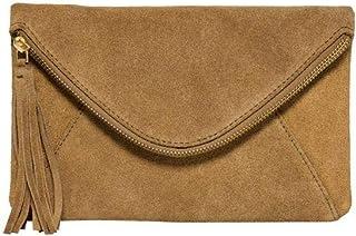 ONLY Damen Onlgiselle Leather Crossover Bag Umhängetasche, Einheitsgröße