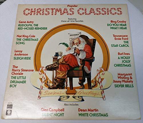 Popular Christmas Classics