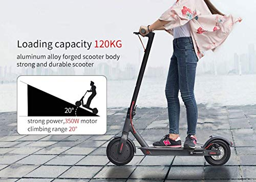 Genuine AOVO PRO M365 electric scooter, 350w motor, 10.4ah battery, 36v, max speed 30km/h , 30-35 km range , max 120kg load capacity- better than xiaomi m365 pro