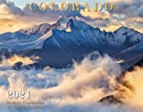 Colorado 2021 Deluxe Wall Calendar