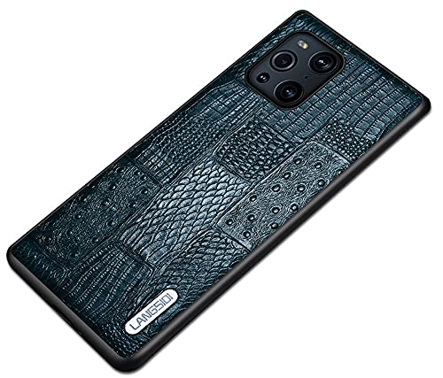 Funda de cuero premium para OPPO Find X3 5G/OPPO Find X3 Pro 5G[6.7 pulgadas]. Estuche para Samsung Galaxy Note 20 Ultra, caja para iPhone 11/12 Pro/S21 Ultra Cubierta/Shell para teléfono 11Pro Max