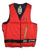 Baltic Axent Schwimmweste, Farbe:Rot, Größe:70-90kg