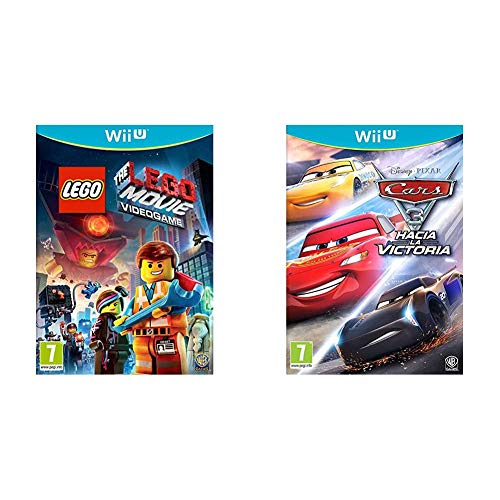 LEGO Película: El Videojuego + Warner Bros Cars 3