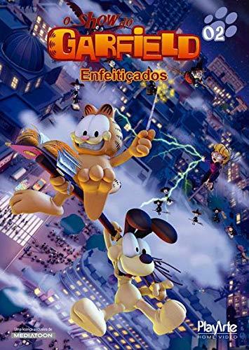 """O Show Do Garfield - """"Enfeitiçados"""" [DVD]"""