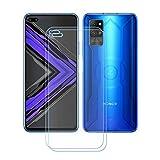 szjckj para Huawei Honor Play 4 Pro Cristal Film Templado, [2 Piezas] Premium Dureza 9H Alta Definicion Protector Pantalla Vidrio Proyectar película Protectora para Huawei Honor Play 4 Pro (6,57')