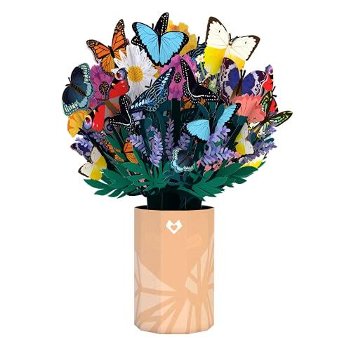 Lovepop Butterfly Flower Bouquet