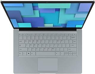 Office2010 /Win10標準搭載 EZbook S5 14インチFHD IPS超薄軽量ノートパソコン 高速CPU 8GBメモリ ハイスペック性能 無線LAN対応 長時間使用可能ノートPC (256G, シルバー)