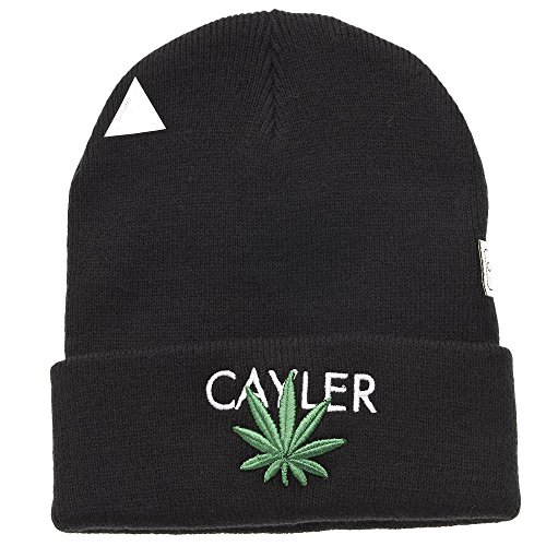 Cayler & Sons D'hiver Beanie - WEED noir