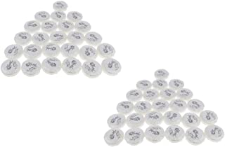 IPOTCH 300 Pack Natural Round Hotel SPA Soaps Bar Travel Hand Shower Bath Soap Bulk