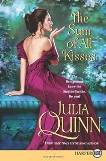 by Quinn, Julia The Sum of All Kisses LP (Smythe-Smith Quartet) (2013) Paperback