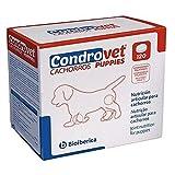 Bioiberica Condroprotector Perros Condrovet Cachorros (Puppies) Complemento para Nutrición y Refuerzo Articular para el Cachorro, Especial Perros de Razas Grandes - 120 Comprimidos