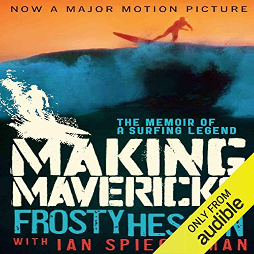 Making Mavericks cover art