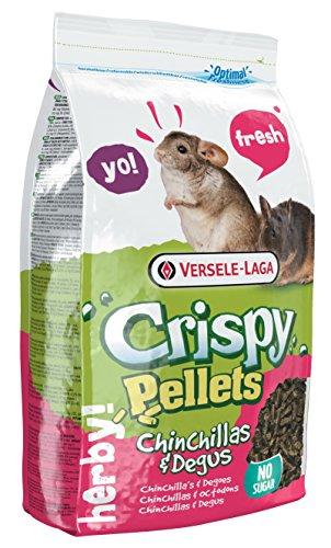 Versele-laga A-17840 Crispy Pellet Chinchillas y Degus - 1 Kg
