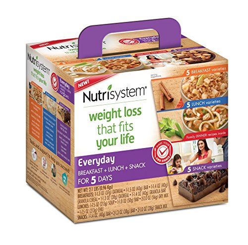 Nutrisystem Everyday 5 Day Weight Loss Kit (1)
