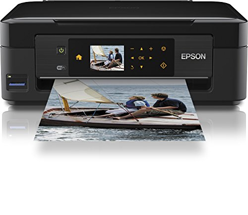 Epson Expression Home XP-412 - Impresora multifunción de Tinta - B/N 8.7 PPM, Color 4.5 PPM