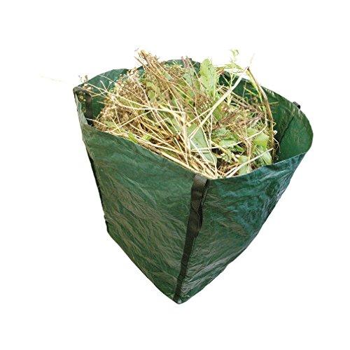 Silverline 868674 - Saco para jardín resistente (360 litros)