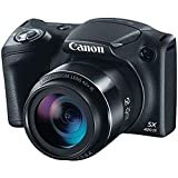 Canon PowerShot SX420 Digital Camera w/ 42x Optical Zoom - Wi-Fi & NFC Enabled...