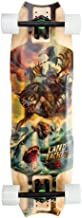 Landyachtz - Mini Wolf Shark HT Longboard Complete 2016, Hollow Tech, 32.5