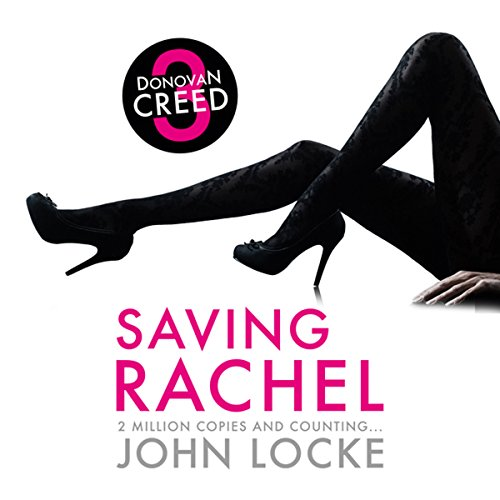 Saving Rachel audiobook cover art