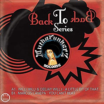 Back To Back Series 009
