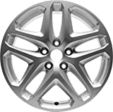 Partsynergy Replacement For New Aluminum Alloy Wheel Rim 17 Inch Fits 2013-2016 Ford Fusion 5-108mm 10 Spokes