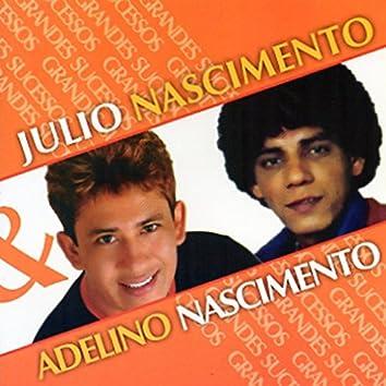 Julio Nascimento e Adelino Nascimento