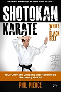 shotokan karate katas white to black belt