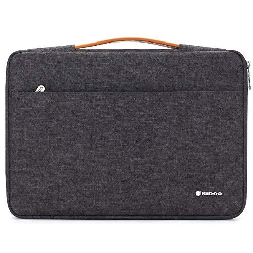 NIDOO 10 inch Laptop Sleeve case Notebook Bag Protective Handbag for 10.5' 11' iPad Pro / 10.5' iPad Air / 10.2' iPad / 10' Microsoft Surface Go 2 / 10.5' Galaxy Tab S6 / 10.1' Ideapad D330 Tab E10