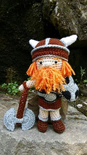 Viking Puppe Baby Ideal für Babys Wikinger