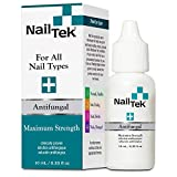 Nail Tek Maximum Strength Solution for All Nail Types, Clinically Proven, 0.33 oz, 1-Pack