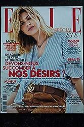 ELLE 3681 08 juillet 2016 LOUANE Cover + 12 p. - Hugh GRANT - Faithfull/Doillon - 146 p. Fashion Vintage