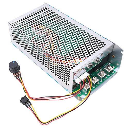 Manyao Controlador de Velocidad del Motor, Controlador de Velocidad XY-16200 DC10-50V 15kHz PWM Regulador del Motor 7500W 100A Variable con 9,41 x 4,53 x 2.56in Tamaño
