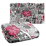 Trevco I Love Lucy Time After Time Silky Touch Super Soft Throw Blanket 36' x 58'