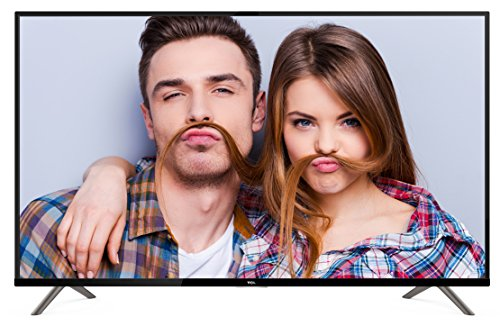 TCL U55S6906 140 cm (55 Zoll) Fernseher (Ultra HD, Triple Tuner DVB-T2 HEVC H.265, Smart TV)