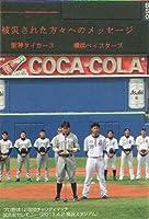 カルビー2011 プロ野球チップス チャリティ試合カード No.CM-1 試合前セレモニー