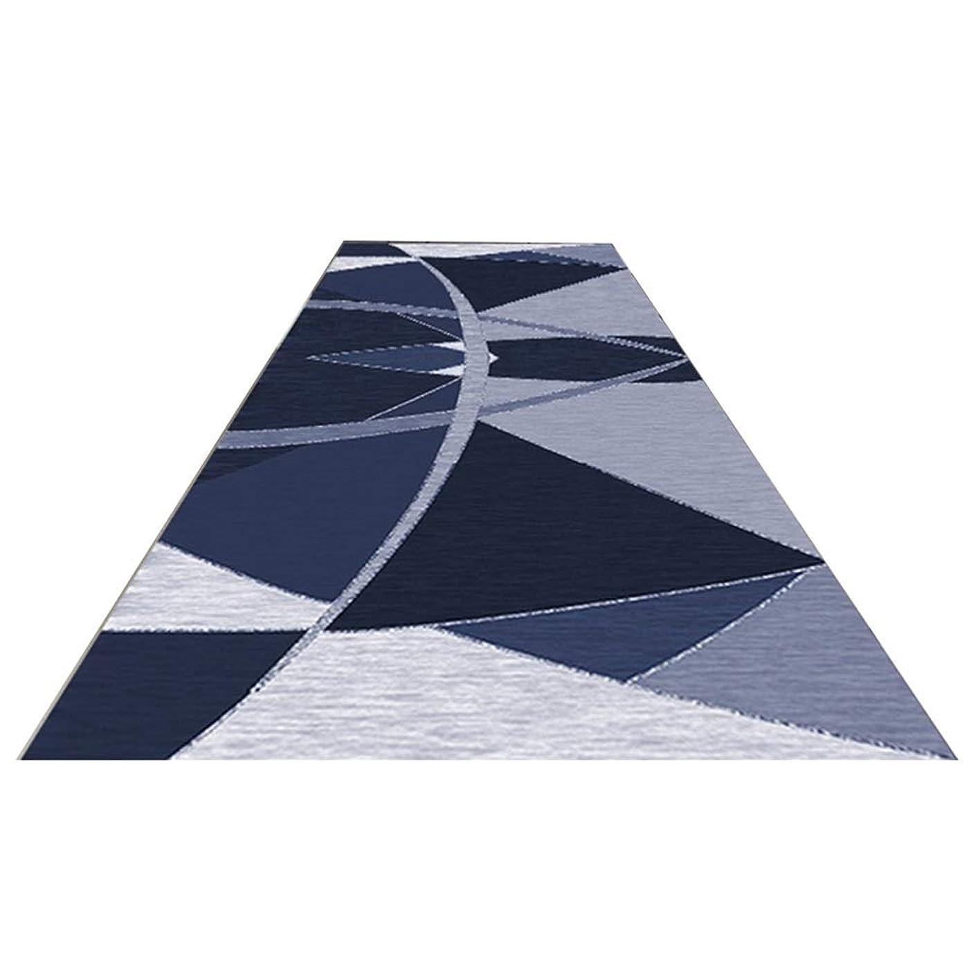 小学生ソロずらすLJJL 廊下のカーペット 廊下非リビングルームベッドルームキッチンオフィスフロア装飾するためのエリアラグカーペットエクストラロングカーペットスリップ (Size : 60×100CM)