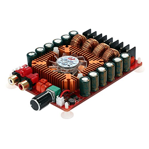 KKmoon TDA7498E 2*160W Dual Channel Audio Stereo High Power Digital Amplifier...