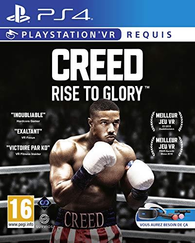 Creed : Rise to Glory pour PS4 [Edizione: Francia]