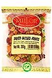 Miltop Mixed Dried Fruits ( Papaya, Pineapple, Cranberry Slice, Red Cherry, Golden Cherry, Whole Cranberry, Kiwi, Mango, Straberry), 200g