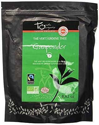 Touch Organic Thé Vert Vrac Gunpowder Eco 250 g - BIO parent
