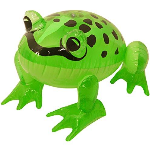 Unisex Aufblasbare Hantel Nemo Clown Fisch Pool Blow Up Beach Party Spielzeug Frosch Fancy Kleid Zubehör Inflatable Frog