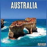 Australia 2021 Wall Calendar: Official Australia Travel Calendar 2021, 18 Months
