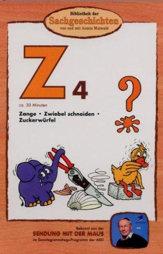 Bibliothek der Sachgeschichten - (Z4) Zange, Zwiebel Schneiden