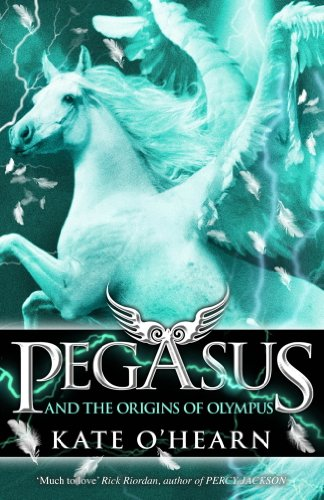 Pegasus and the Origins of Olympus: Book 4 (English Edition)